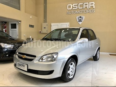 Chevrolet Classic 4P LS Spirit Pack usado (2014) color Plata Switchblade precio $445.000