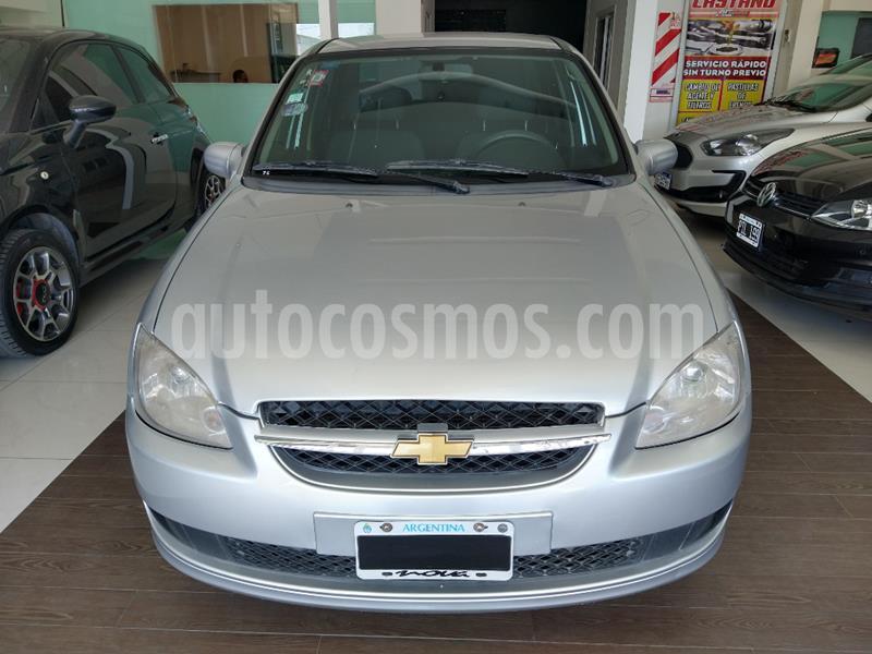 Chevrolet Classic 4P LS Spirit usado (2014) color Gris Claro precio $550.000