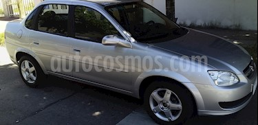 Chevrolet Classic 4P LS Pack usado (2016) color Plata Switchblade precio $440.000