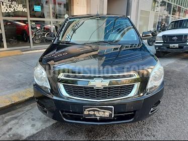 Chevrolet Cobalt - usado (2013) color Negro precio $359.900
