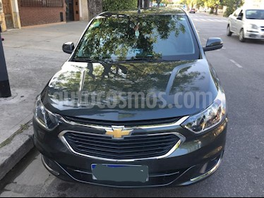 Chevrolet Cobalt LTZ Advantage Aut usado (2016) color Gris Mond precio $579.000