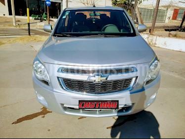 Chevrolet Cobalt LT  usado (2014) color Gris Claro precio $450.000
