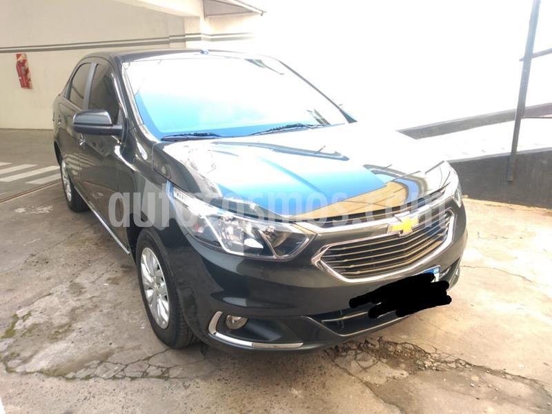Chevrolet Cobalt LTZ usado (2017) color Gris Oscuro precio $630.000