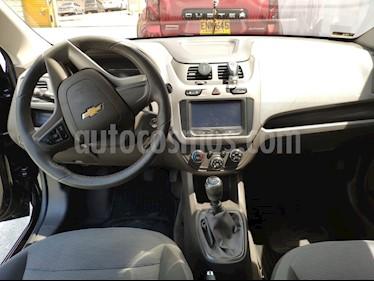 Chevrolet Cobalt 1.8 LTZ usado (2015) color Negro precio $27.000.000
