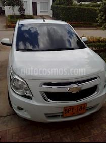 Chevrolet Cobalt 1.8 LTZ Aut usado (2014) color Blanco precio $22.000.000