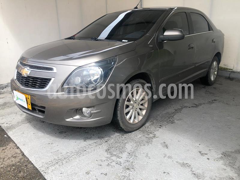 Chevrolet Cobalt 1.8 LTZ Aut usado (2016) color Gris Ocaso precio $31.990.000