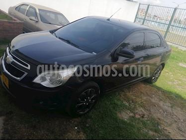 Chevrolet Cobalt 1.8 LT usado (2013) color Negro Ebony precio $24.500.000