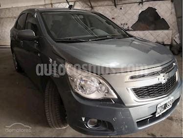 Foto venta Auto usado Chevrolet Cobalt LT  (2013) color Gris Rusk precio $265.000