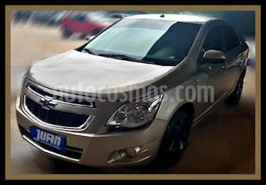 Chevrolet Cobalt LT  usado (2013) color Dorado precio $386.000