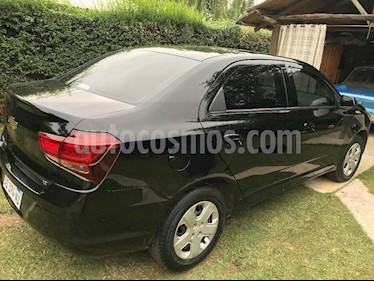 Foto venta Auto usado Chevrolet Cobalt LT  (2018) color Negro precio $450.000