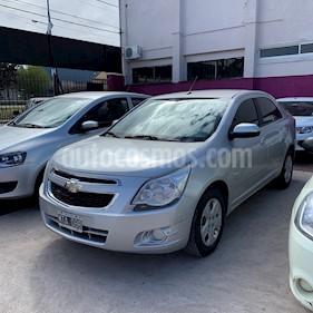 Chevrolet Cobalt LT  usado (2013) color Plata precio $419.800