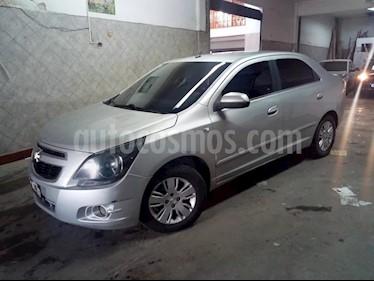 Foto venta Auto usado Chevrolet Cobalt LTZ (2013) color Plata precio $250.000