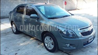Foto venta Auto usado Chevrolet Cobalt LTZ (2013) color Gris Rusk precio $280.000