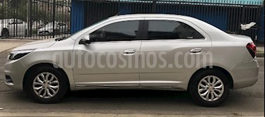 Chevrolet Cobalt 1.8L LTZ Aut  usado (2017) color Plata precio u$s13,000