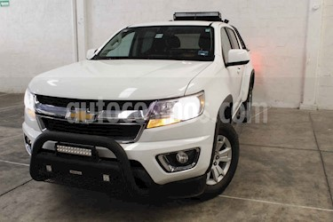 Foto venta Auto usado Chevrolet Colorado 2.9L 4x2 Cabina Doble Paq A  (2017) color Blanco precio $445,000