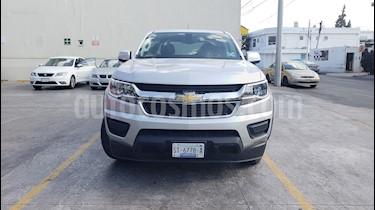 Foto venta Auto usado Chevrolet Colorado 4x2 Paq. B (2018) color Plata precio $460,000