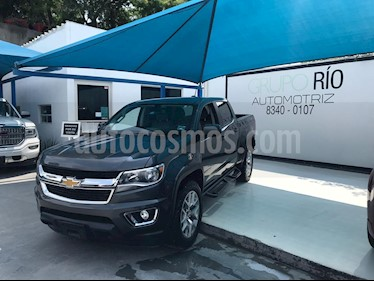 Foto venta Auto usado Chevrolet Colorado 4x4 Paq. C (2016) color Gris precio $370,000