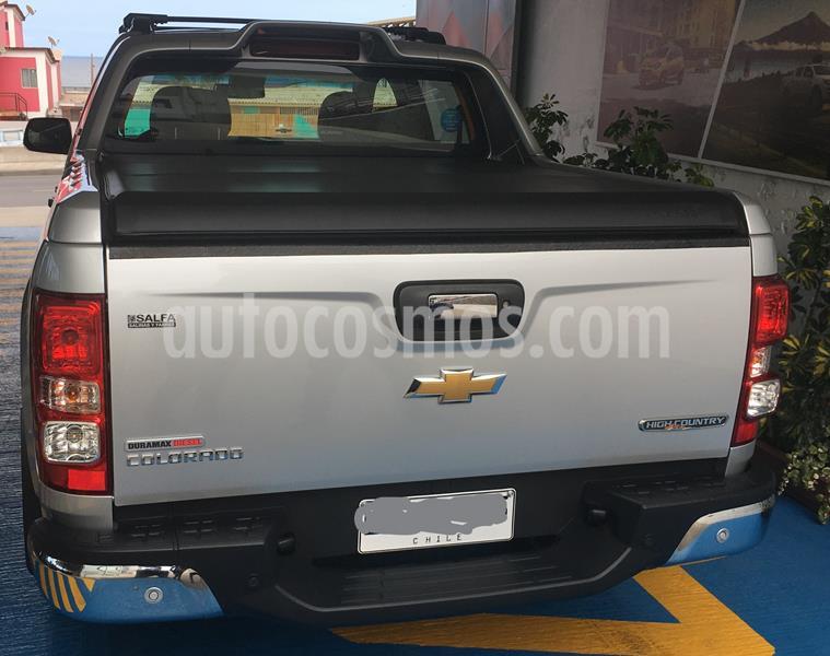 Chevrolet Colorado  2.8L High Country 4x4 Aut  usado (2020) color Gris Grafito precio $25.300.000
