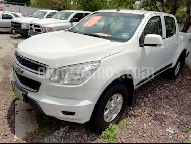 Foto venta Auto usado Chevrolet Colorado LT 4x2  (2013) color Blanco precio $219,900