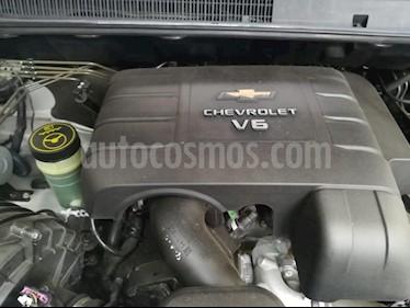 Foto venta Auto usado Chevrolet Colorado LT 4x2  (2013) color Gris Plata  precio $190,000