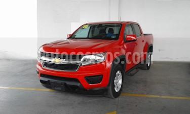 Foto Chevrolet Colorado LT 4x2 usado (2018) color Rojo Lava precio $469,000