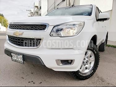 Chevrolet Colorado LT 4x4 usado (2015) color Blanco precio $224,500