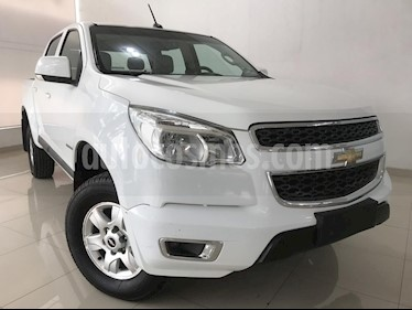Foto venta Auto usado Chevrolet Colorado LT 4x4 (2015) color Blanco precio $299,900