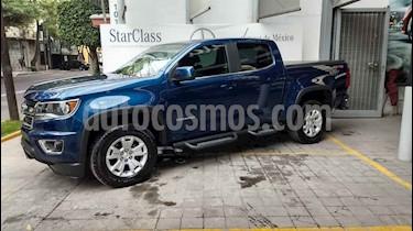 Foto venta Auto usado Chevrolet Colorado LT 4x4 (2019) color Azul precio $595,000