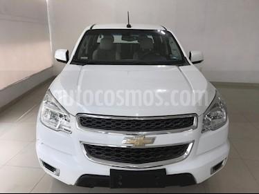 Foto venta Auto usado Chevrolet Colorado LT 4x4 (2015) color Blanco precio $299,000