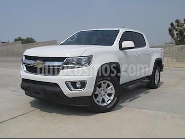Foto venta Auto usado Chevrolet Colorado LT 4x4 (2017) color Blanco precio $468,000