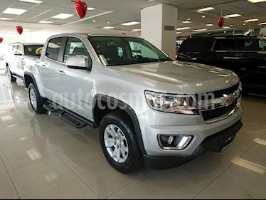 Foto venta Auto nuevo Chevrolet Colorado LT 4x4 color Plata Brillante precio $686,600