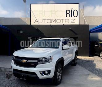 Chevrolet Colorado LTZ 4x4 usado (2017) color Blanco precio $479,000