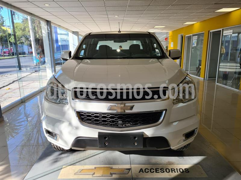 Chevrolet Colorado LT 4x2  usado (2015) color Blanco precio $280,000