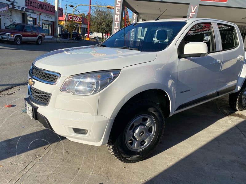 Chevrolet Colorado LT 4x2  usado (2013) color Blanco precio $230,000