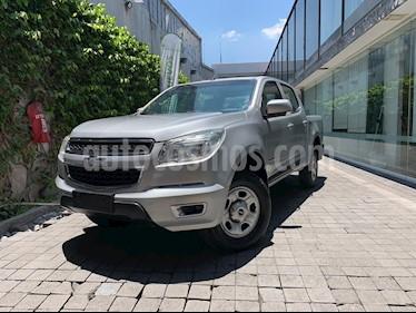 Chevrolet Colorado LT 4x2 usado (2014) color Plata precio $250,000