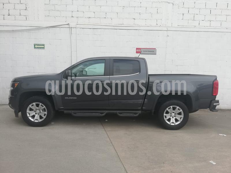 Chevrolet Colorado LT 4x2  usado (2017) color Negro precio $389,000