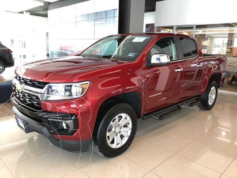 Foto Chevrolet Colorado LT 4x4 nuevo color Rojo precio $804,900