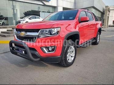 Chevrolet Colorado 3.5L 4x2 Cabina Doble Paq C nuevo color Rojo precio $721,900