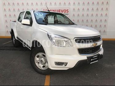 Chevrolet Colorado LT 4x4 usado (2014) color Blanco precio $275,000