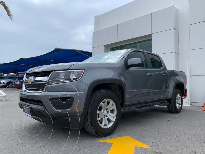 Foto Chevrolet Colorado LT 4x2 usado (2020) color Gris precio $590,000