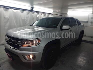 Chevrolet Colorado LTZ 4x4 usado (2019) color Gris Plata  precio $599,000