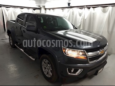 Foto Chevrolet Colorado LT 4x2 usado (2017) color Gris Oxford precio $410,000