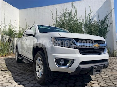Chevrolet Colorado LT DOBLE CABINA 4X4 usado (2017) color Blanco precio $429,999