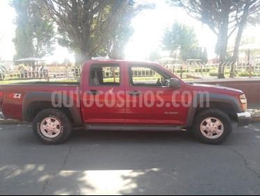 Chevrolet Colorado 3.5L 4x4 Cabina Doble Paq B  usado (2005) color Rojo precio $124,000