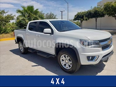 Chevrolet Colorado LT DOBLE CABINA 4X4 usado (2017) color Blanco precio $390,000