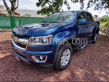 Chevrolet Colorado 3.5L 4x2 Cabina Doble Paq C nuevo color Azul precio $639,000