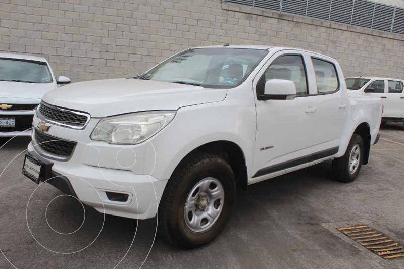 Foto Chevrolet Colorado 2.9L 4x2 Cabina Doble Paq A  usado (2013) color Blanco precio $229,000