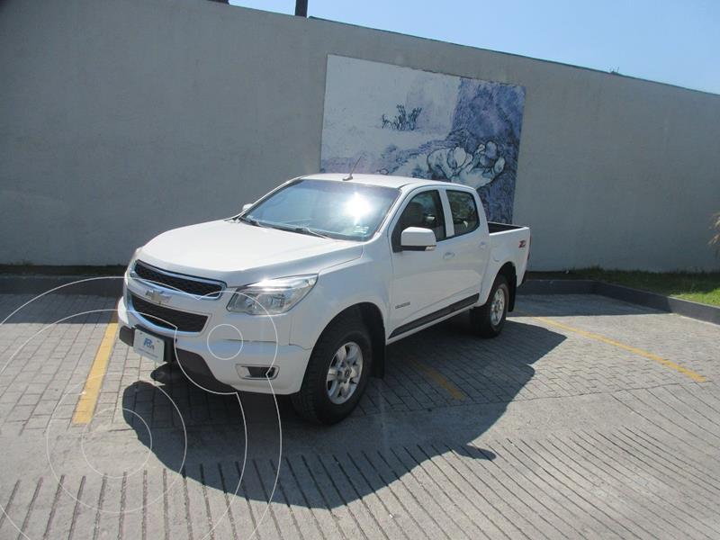 Foto Chevrolet Colorado LT 4x4 usado (2015) color Blanco precio $319,000