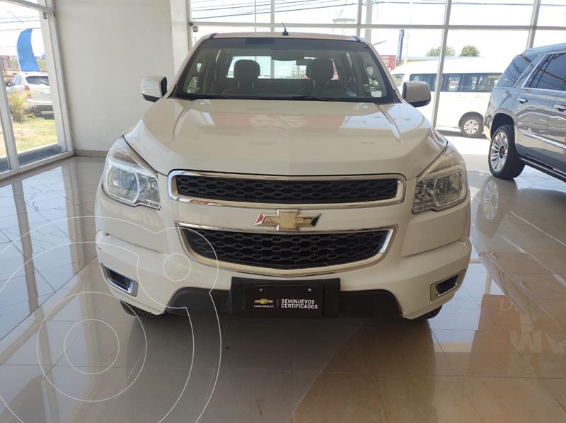 Foto Chevrolet Colorado LT 4x2 usado (2015) color Blanco precio $330,000