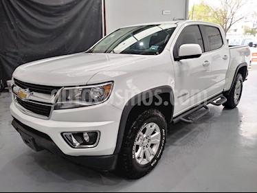 Chevrolet Colorado 4x4 Paq. C usado (2018) color Blanco precio $526,000